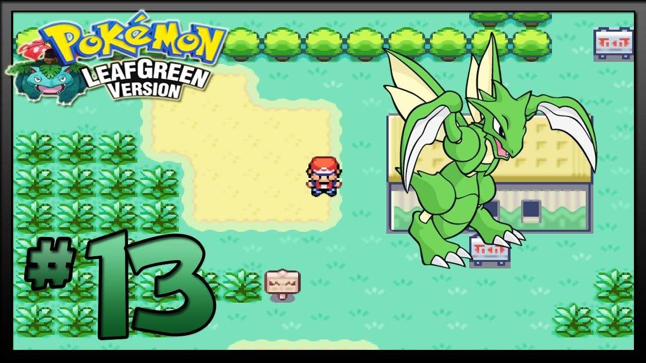Pokemon Verde Hoja