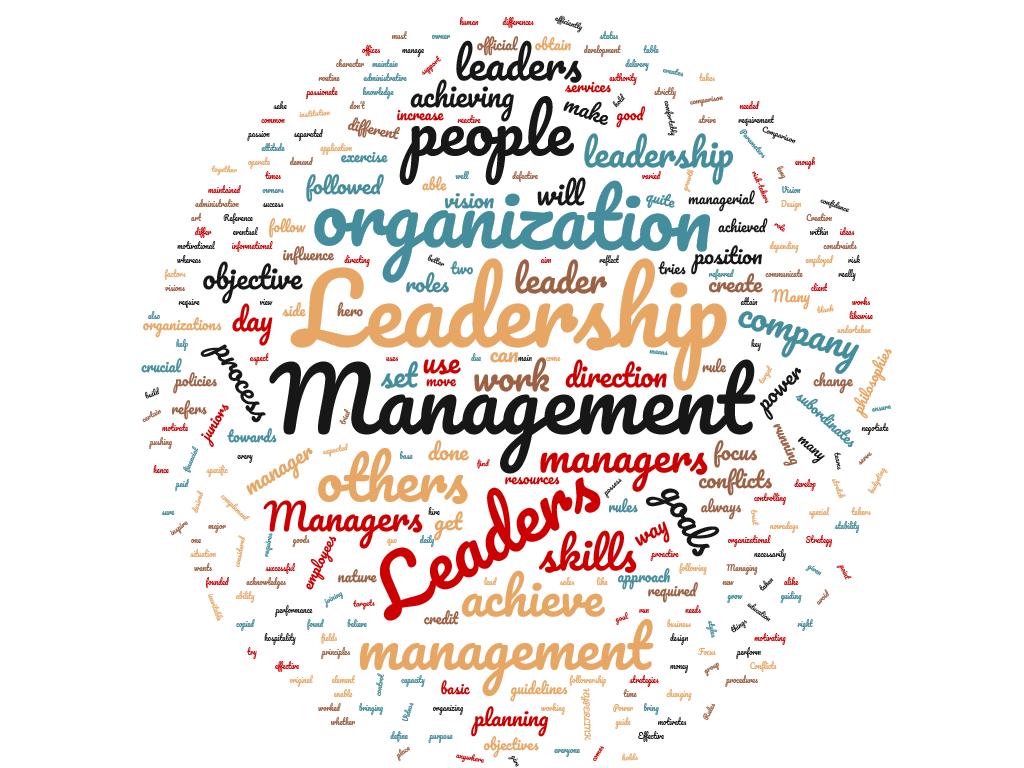 Diferencia entre liderazgo y gestión