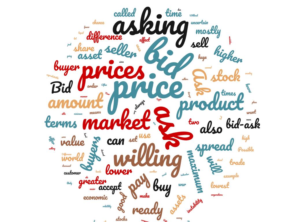 Diferencia entre oferta y demanda