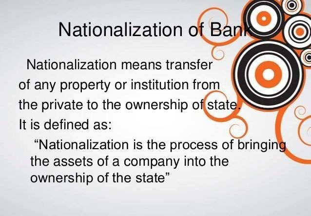 Banco Nacionalizado