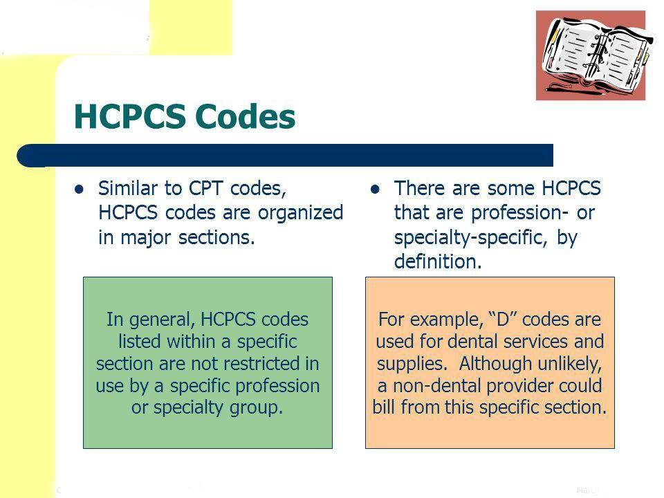 HCPCS