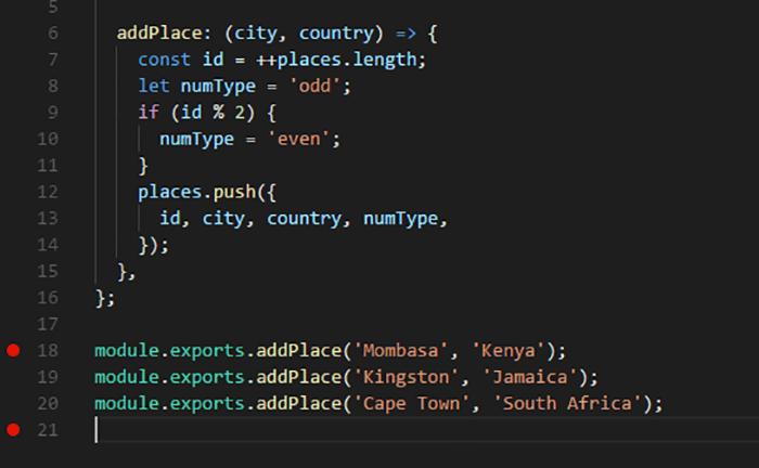 Código JavaScript 1