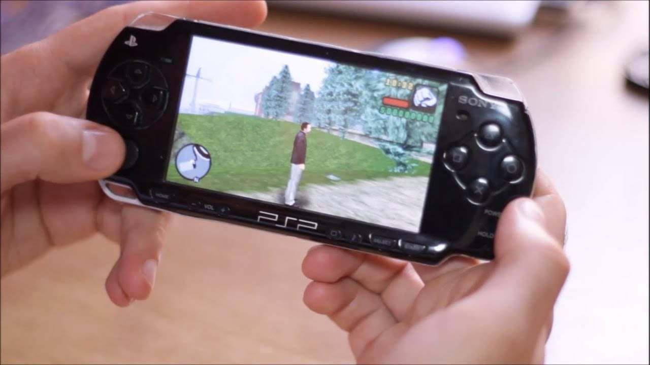 PSP 2000 1