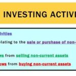 Diferencia entre actividades de inversión y financiación (con tabla)