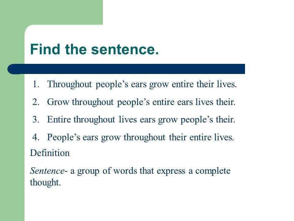 En todo el uso de palabras