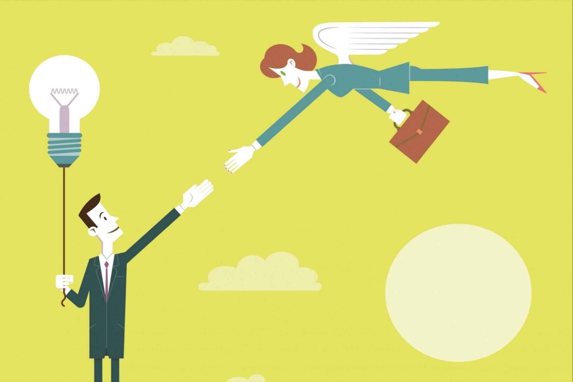 Diferencia entre inversionista ángel y capitalista de riesgo (con tabla)