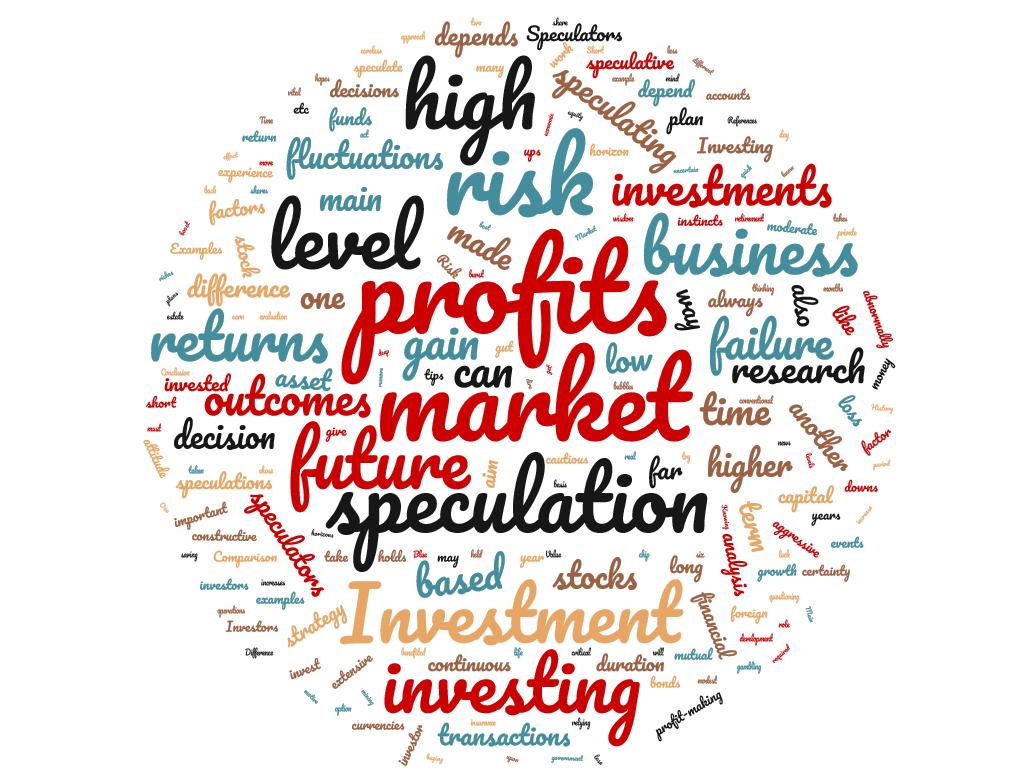 Diferencia entre invertir y especular