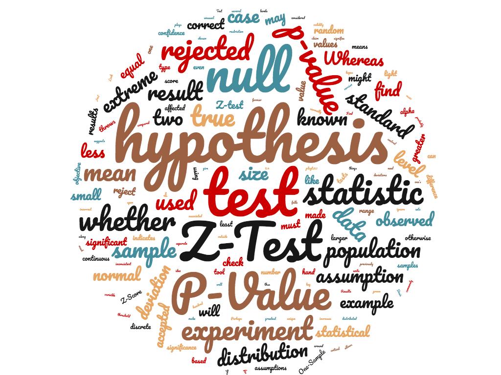 Diferencia entre prueba Z y valor P
