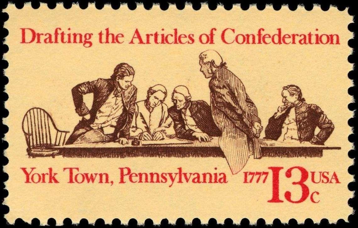 Artículos de la confederación