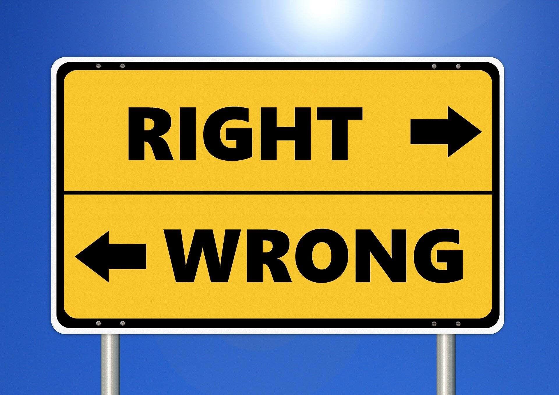 Diferencia entre moral y valores (con tabla)
