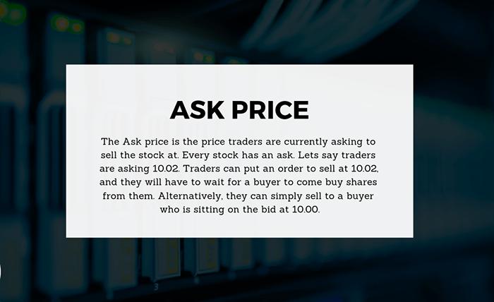 Preguntar el precio