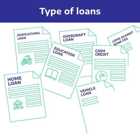 tipos de préstamos