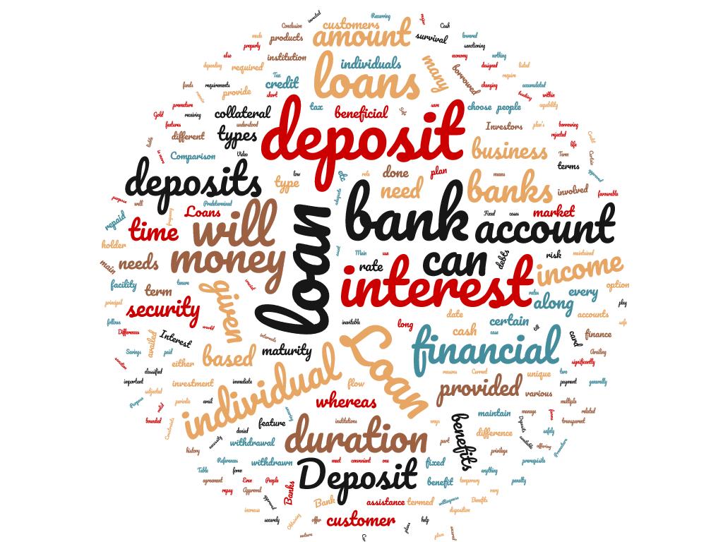 Diferencia entre préstamo y depósito