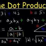 Diferencia entre producto escalar y producto cruzado (con tabla)