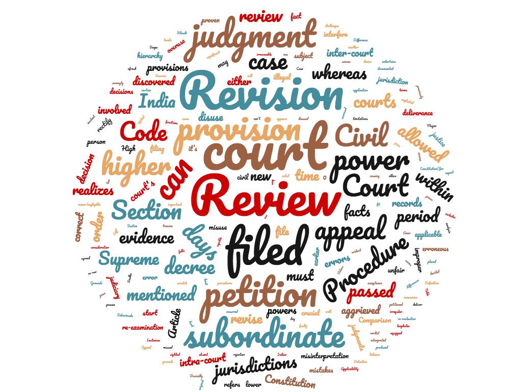 Diferencia entre revisión y revisión