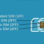 Diferencia entre Micro SIM y Nano SIM (con tabla)