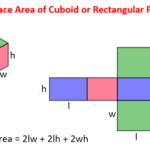 Diferencia entre área de superficie y volumen (con tabla)